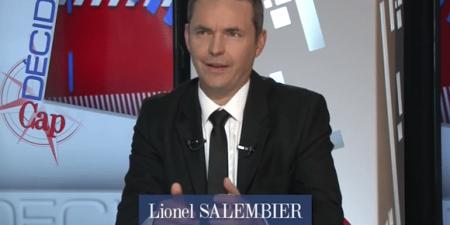 Lionel Salembier, expert-comptable Audit Gestion Conseil
