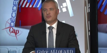 Cédric Allouard France Défi