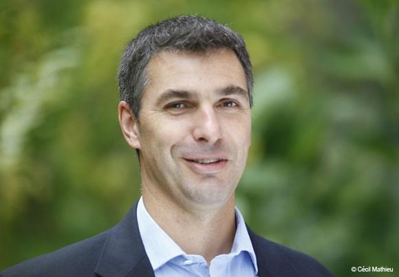 Gilles Cordier, expert-comptable à la tête du cabinet Sodecc
