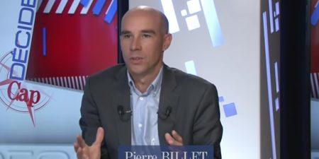 Pierre Billet, expert-comptable