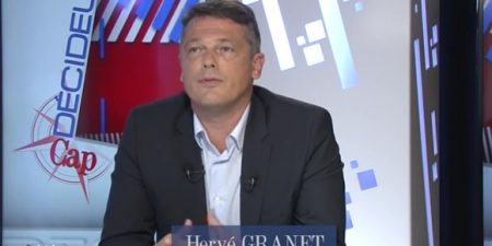 Hervé Granet - Expert-comptable, cabinet Axens, membre du groupement France Défi
