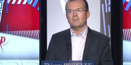 Thierry Bridenne, expert-comptable Sorea