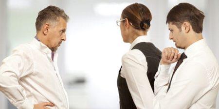 l'entreprise peut connaître une crise en raison d'un recrutement raté