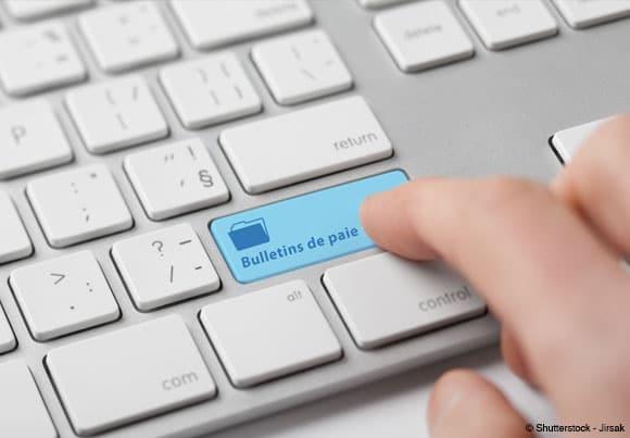 la dématérialisation du bulletin de paie est possible depuis le 1er janvier 2017