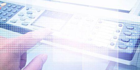 la numérisation de la facture papier