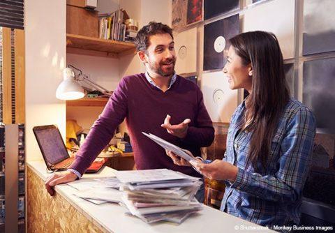 Conjoint de chef d'entreprise: quel statut