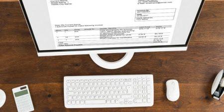 La facture électronique pour les marchés publics