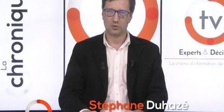 Stéphane Duhazé, expert-comptable et commissaire aux comptes du cabinet Roosevelt & Associés explique comment passer en société