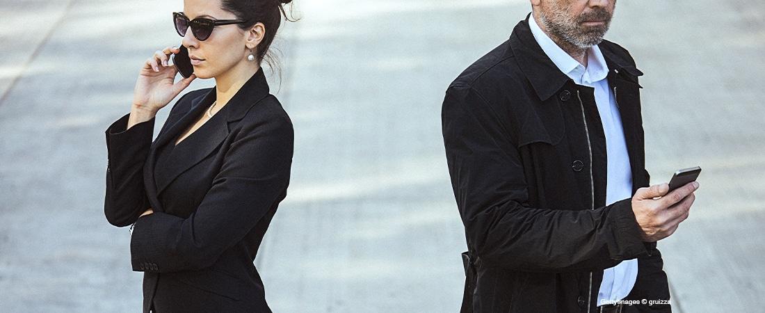 Divorce du dirigeant : attention au statut du conjoint!