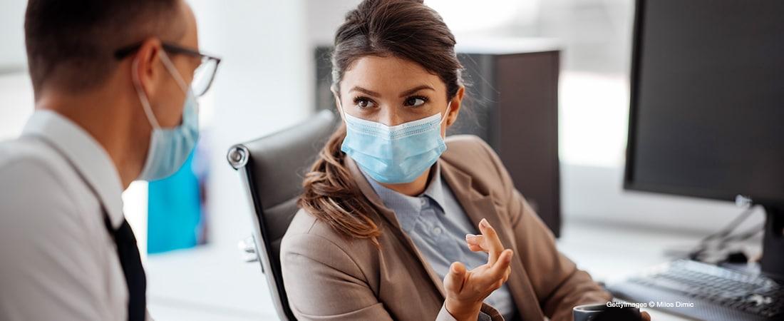 Covid-19 et non-respect des consignes sanitaires : un salarié peut-il être sanctionné?