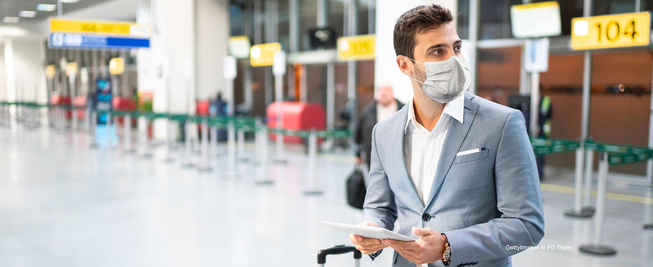Déplacement à l'étranger : comment fonctionne l'arrêt de travail dérogatoire?