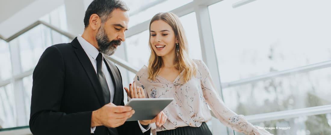 Le reverse mentoring, qu'est-ce que c'est?